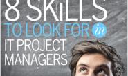 一名合格IT项目经理不可缺少的八项技能