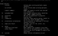 centos下html生成pdf的方法  支持php等诸多