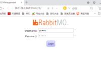 rabbitMQ消息队列 – 面板介绍及简单demo